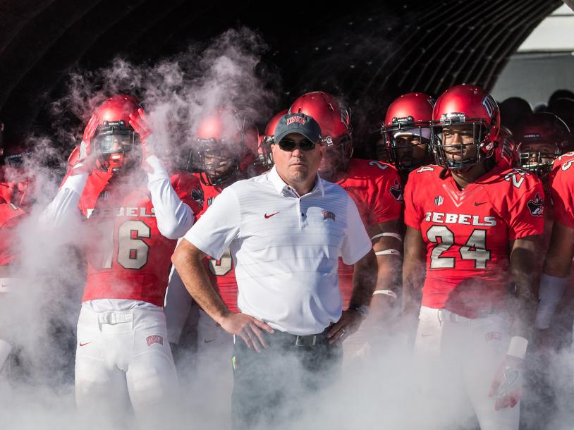 UNLV Rebel Football vs. San Jose State