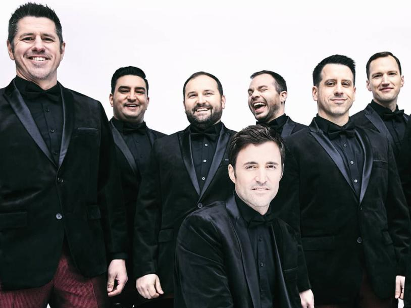 Straight No Chaser - Back in the High Life Tour 2022