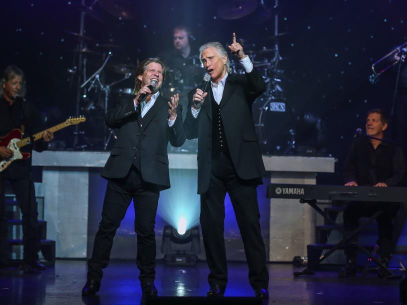 Righteous Bros.  Bill Medley & Bucky Heard