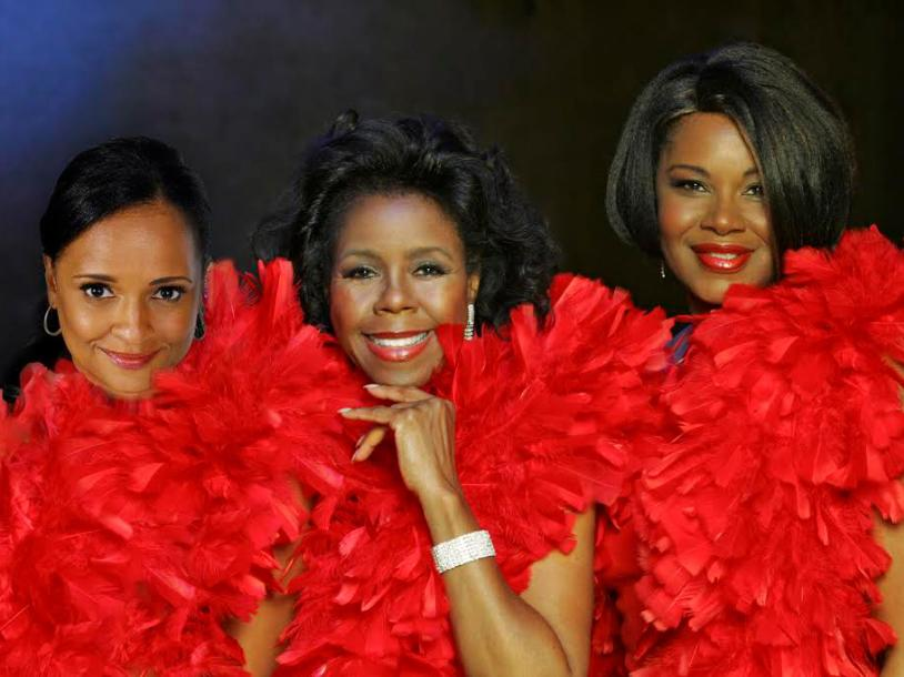 The Shirelles In Concert