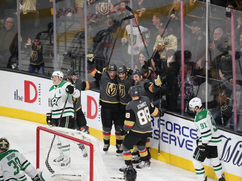 Vegas Golden Knights vs. Calgary Flames