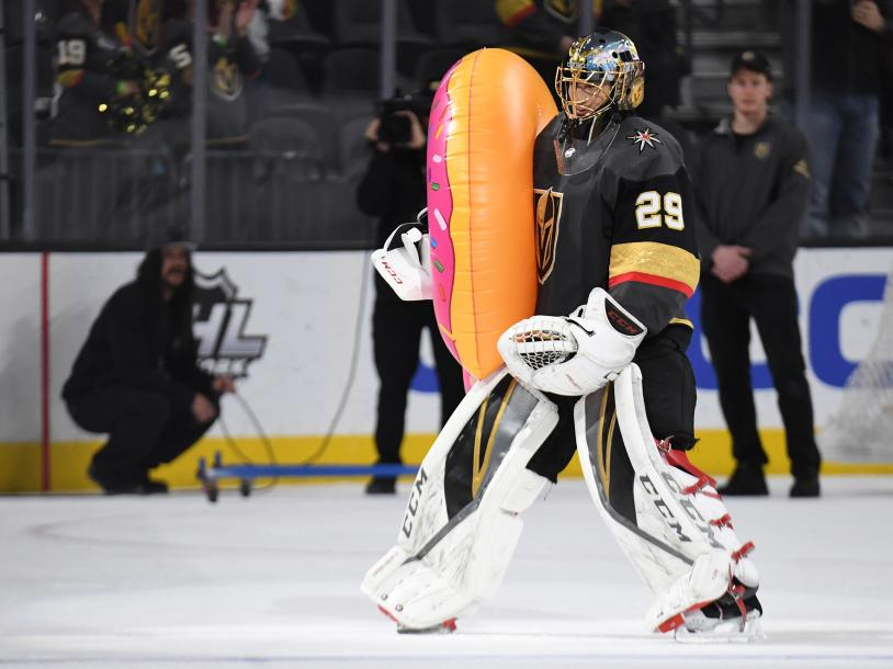 Vegas Golden Knights vs. Vancouver Canucks