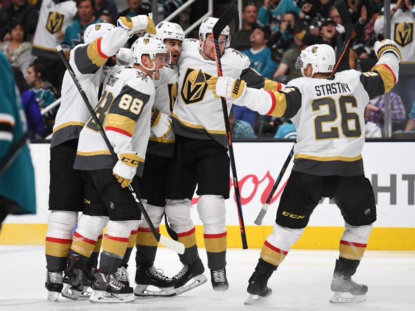 Vegas Golden Knights vs. New York Rangers