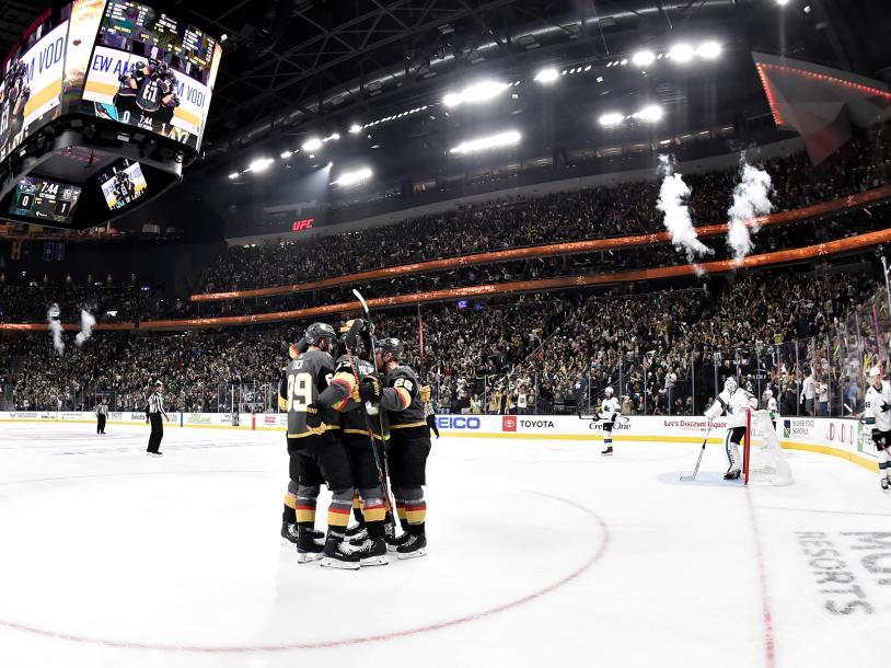 Vegas Golden Knights vs. Montreal Canadiens