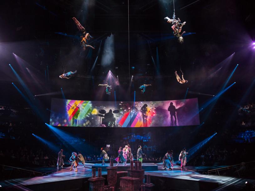 The Beatles LOVE - by Cirque du Soleil