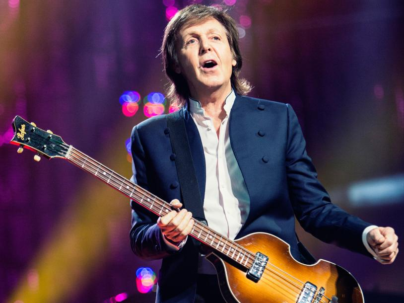 Paul McCartney: Freshen Up Tour