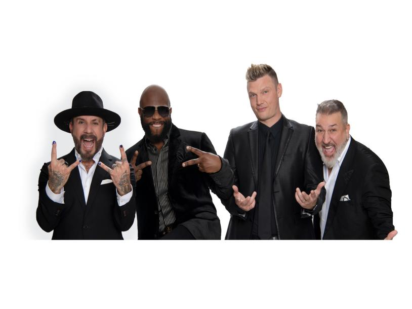 The After Party:Joey Fatone, AJ McLean, Nick Carter, Wanya Morris plus Special Guests