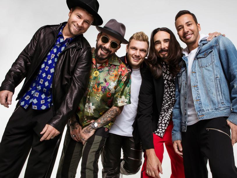 Backstreet Boys: A Very Backstreet Christmas Party