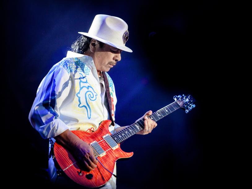 An Evening with Santana Greatest Hits Live
