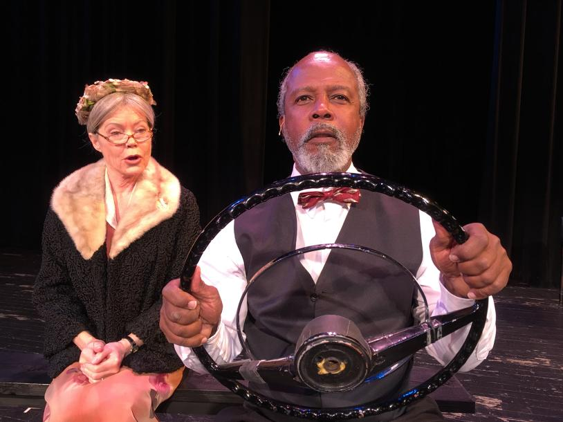 Driving Miss Daisy - Clarence Gilyard and Sheree J. Wilson