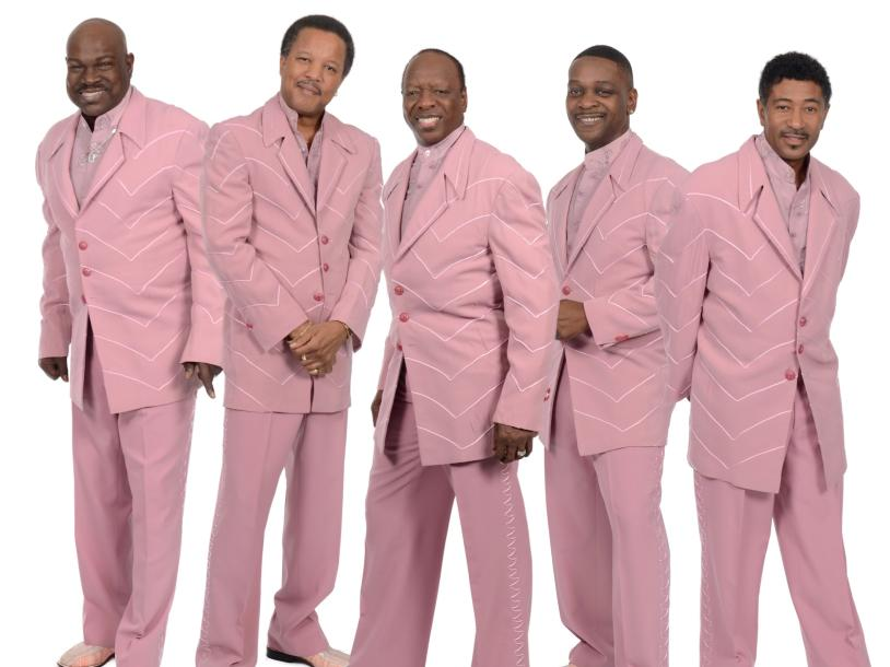 The Spinners & with Special Guests The Trammps