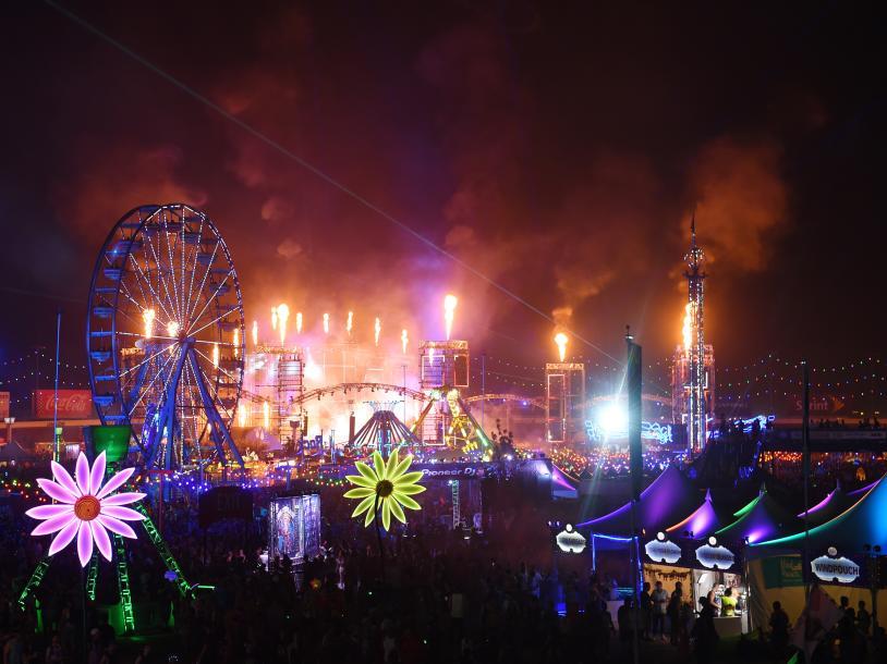 Insomniac Electric Daisy Carnival 2020