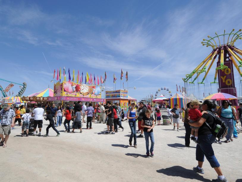 Clark County Fair & Rodeo