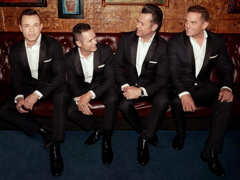 Australia's Human Nature Sings Motown & More