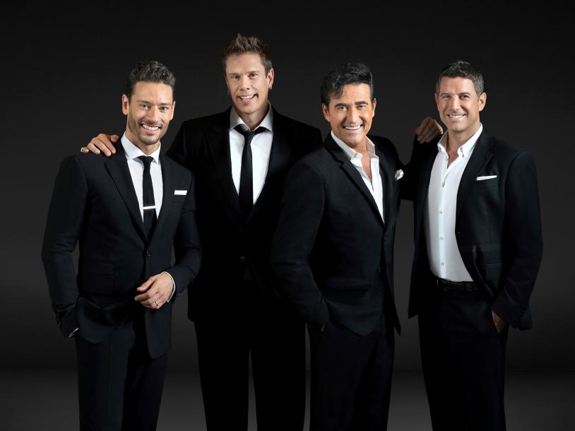 Il Divo: For Once In My Life Tour