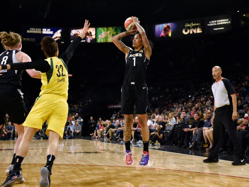 Las Vegas Aces vs Seattle Storm