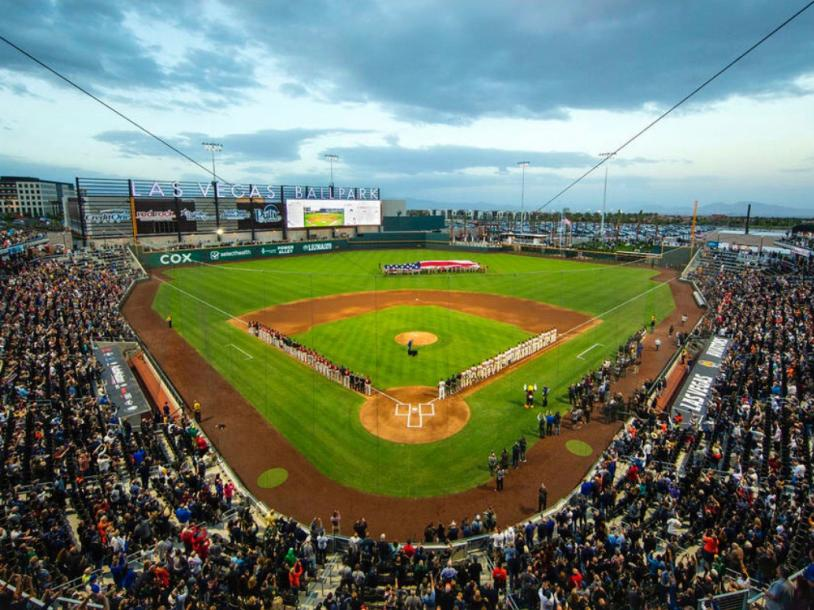 Las Vegas Aviators Baseball vs New Orleans