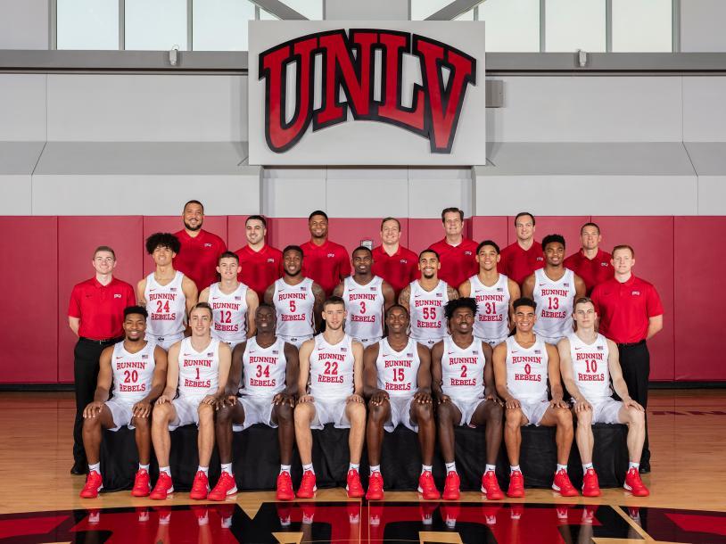 UNLV Runnin' Rebels vs Utah State