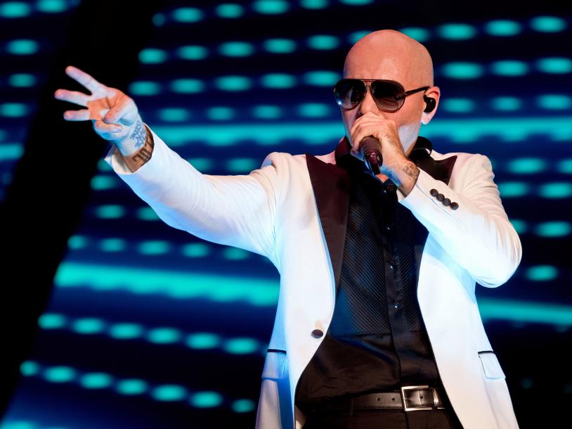 Pitbull: I Feel Good Tour