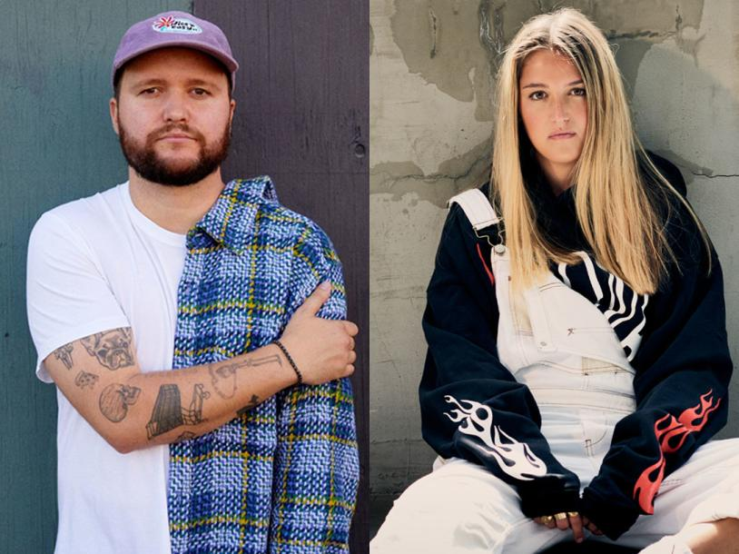 Quinn XCII & Chelsea Cutler: Stay Next To Me Tour