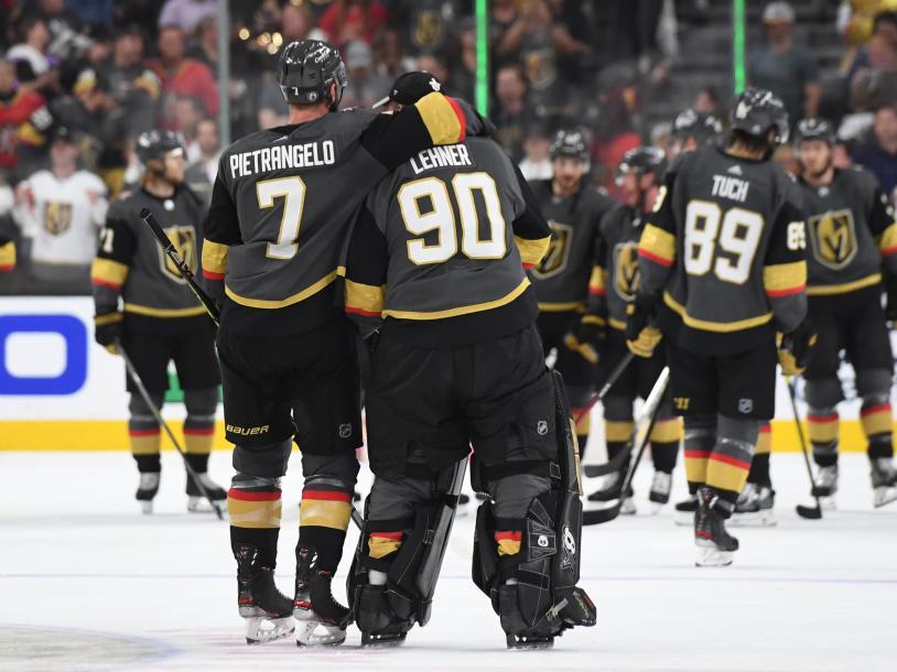 Vegas Golden Knights vs. Buffalo Sabres