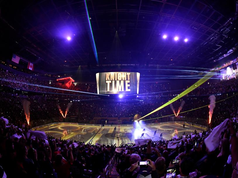 Vegas Golden Knights vs. New Jersey Devils
