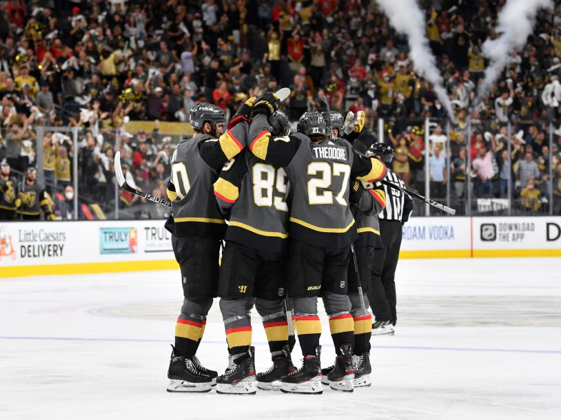 Vegas Golden Knights vs. Edmonton Oilers