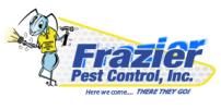 Frazier Pest Control logo