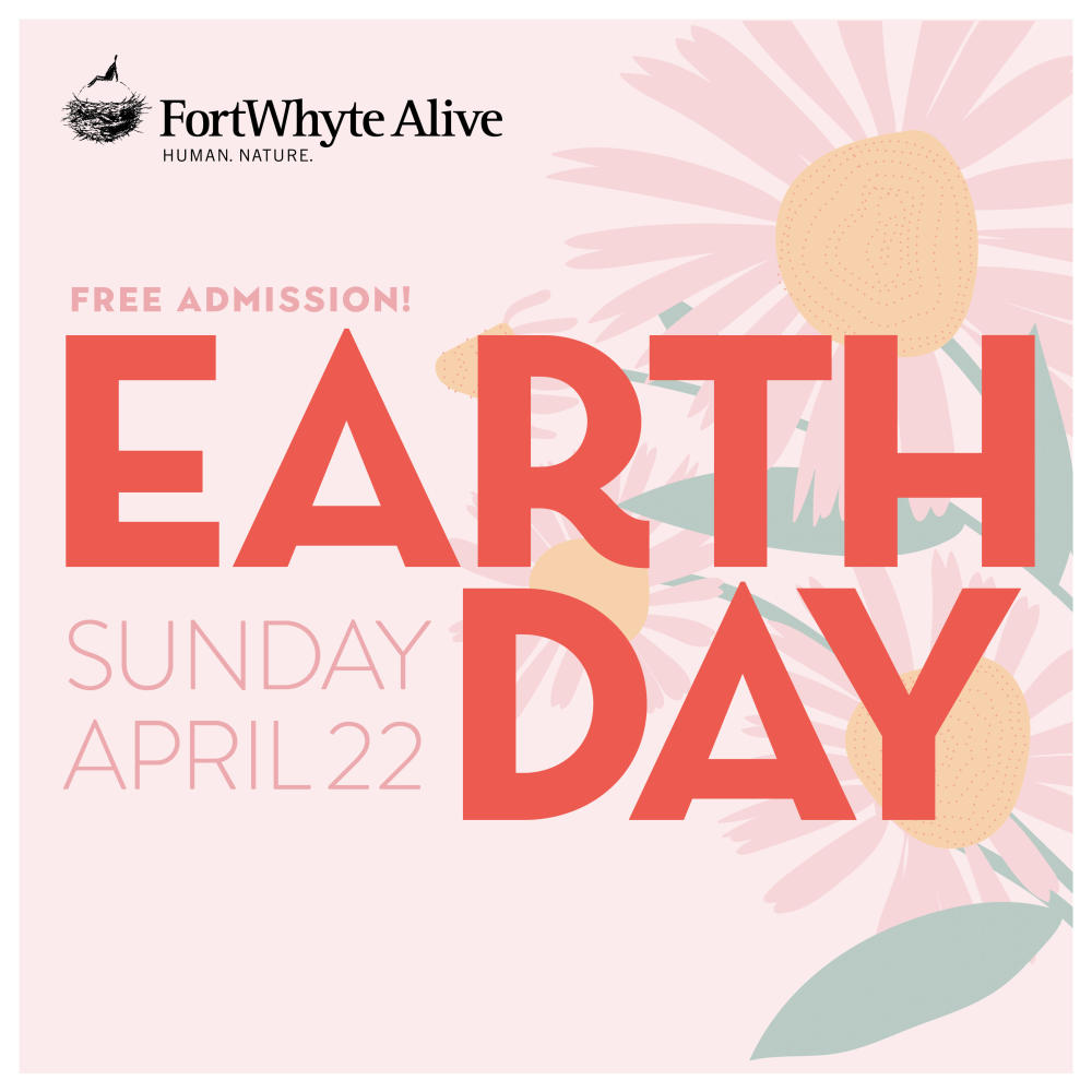 FortWhyte Alive Earth Day