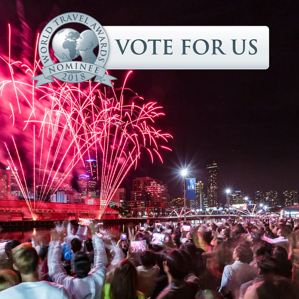 Vote 'Melbourne' as World's Leading Meetings & Conference Destination