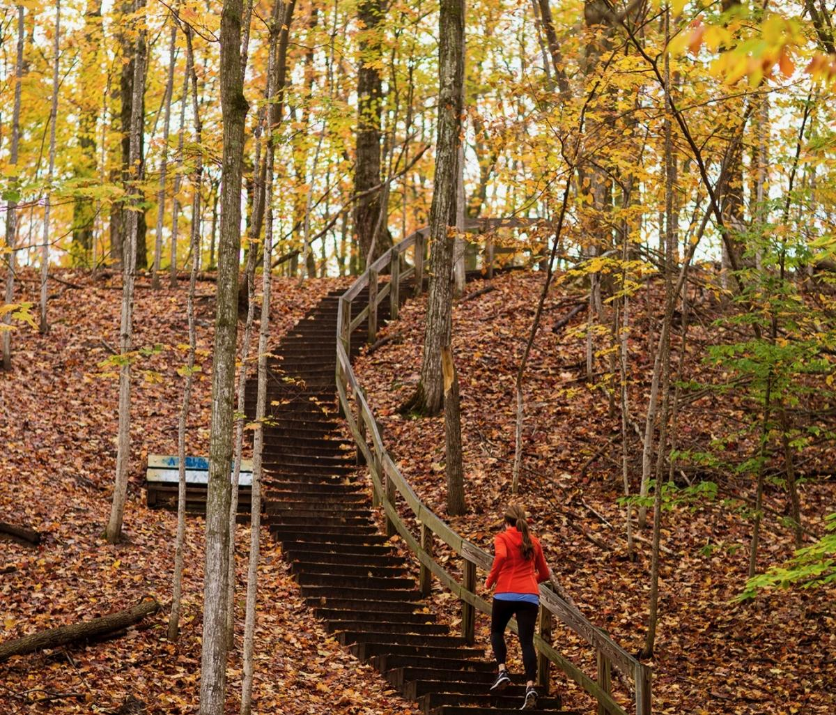 Trails at the Village at Grand Traverse Commons