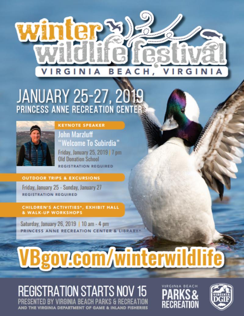 Winter Wildlife Festival