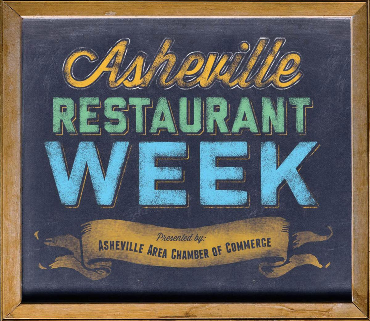 Asheville Restaurant Week Logo