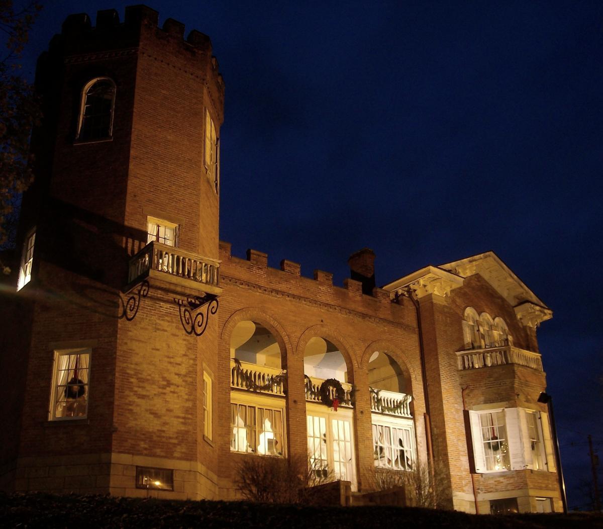 Nemacolin Castle