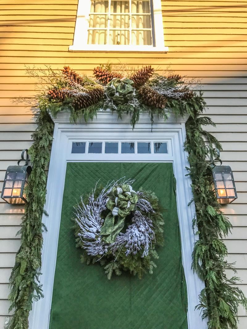 Holiday Door 2