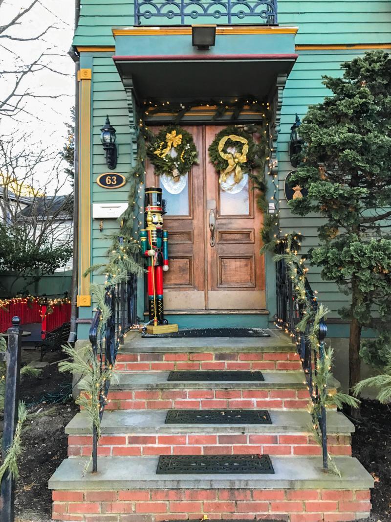 Holiday Door 4