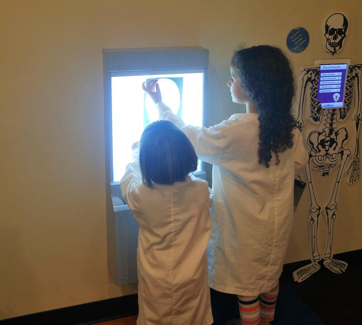 PECO Energy simulator at Bucks County Children's Museum