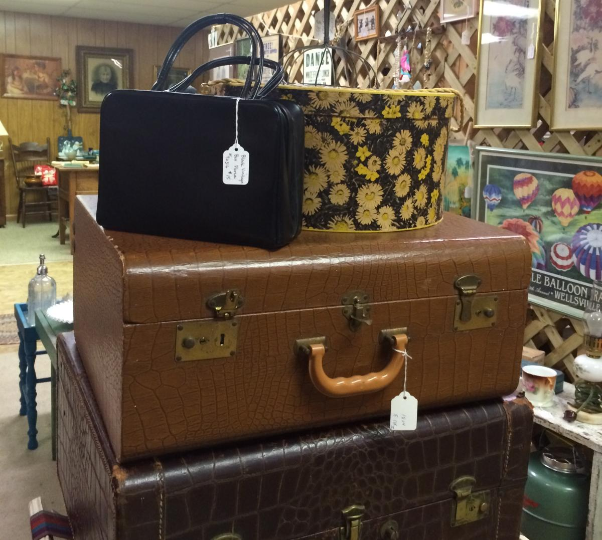 Time Capsule Tour An Antique and Collectibles Roadtrip Laughlintown Antique Mall