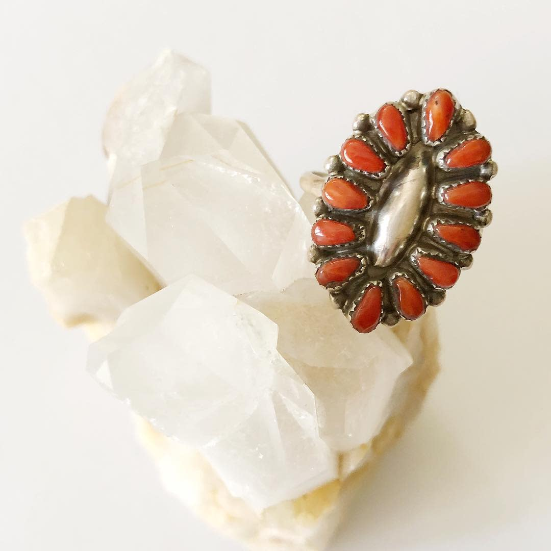Bayou Bohemian Ring