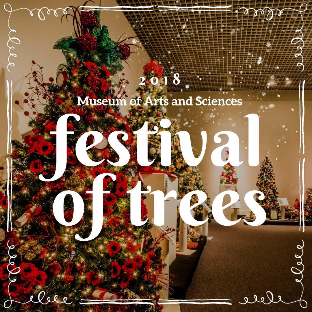 Festival of Trees 2018