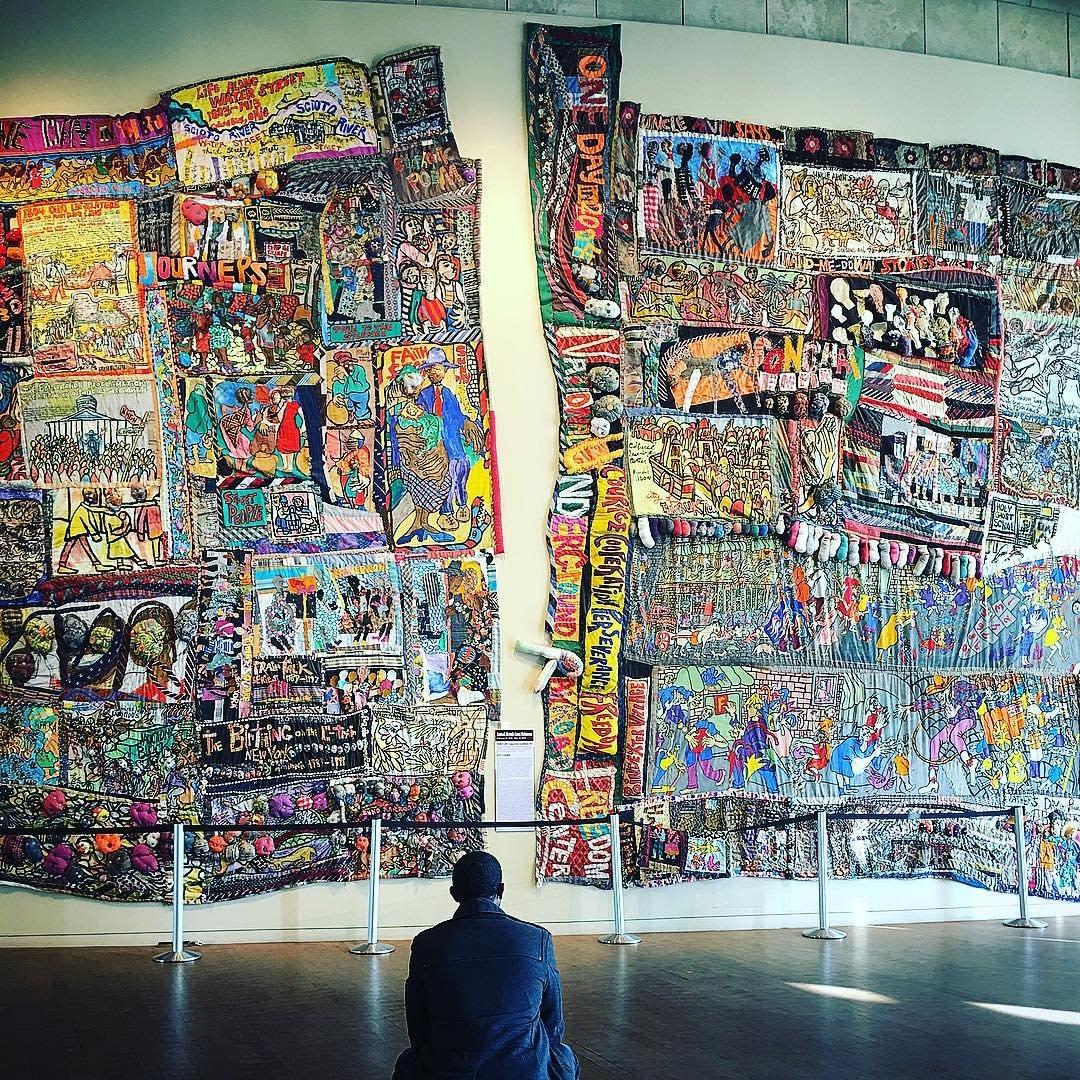 freedom center quilt