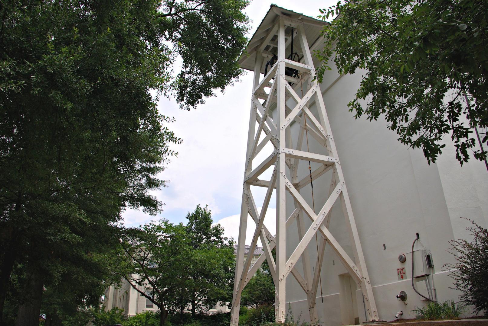 Athens Ga Campus Chapel Bell Credit Visitathensga.com Web