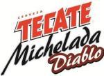 Tecate Michelada Diablo logo