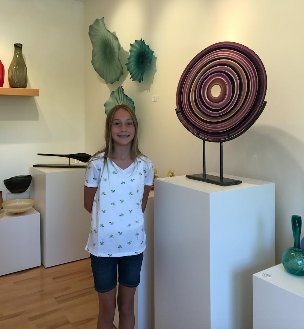 Carley's Adventures: Orbix Hot Glass