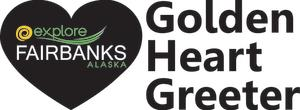 Golden Heart Greeter Logo