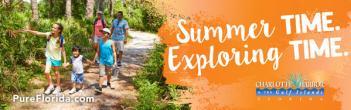 Summer Campaign Exploring