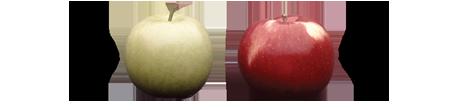 Crispin & Empire Apples