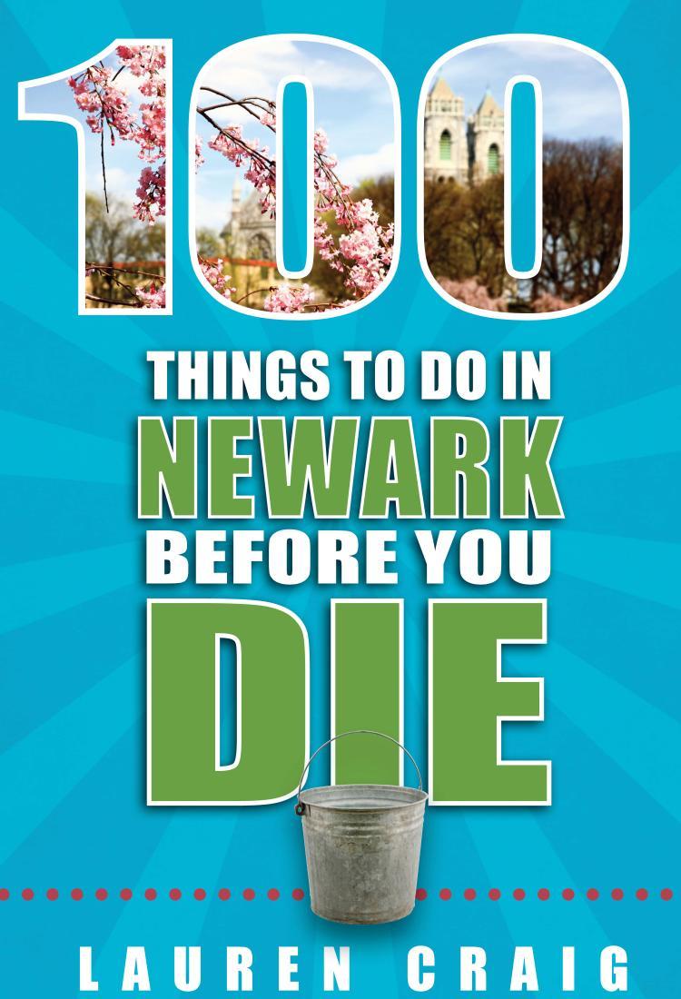 100 Things Book cover- Lauren Craig