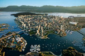 Vancouver Aerial 1
