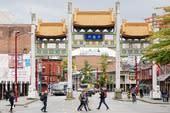 Millennium Gate, Chinatown